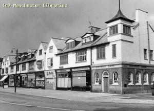250-268 Upper Chorlton Road, 1960