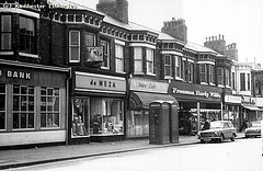 Alexandra Road, 1972