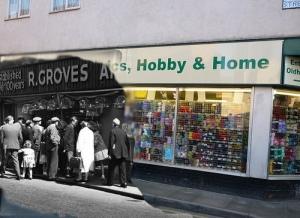 R. Groves, 1959/Abakhan, 2011