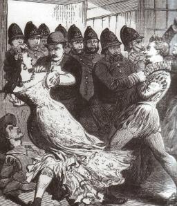 Police Gazette, 1880