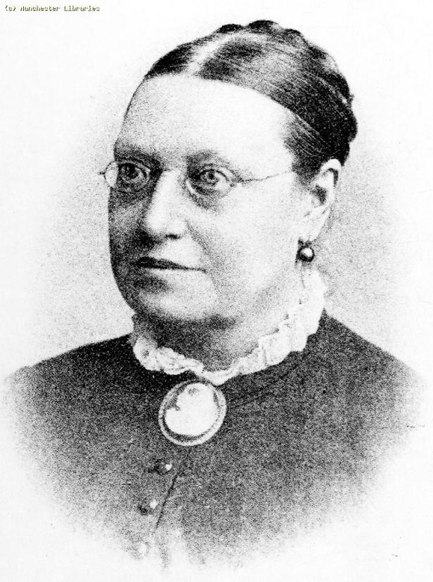 Lydia Becker, 1890 (m72283)