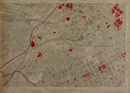 Aerial Bomb Maps Explored