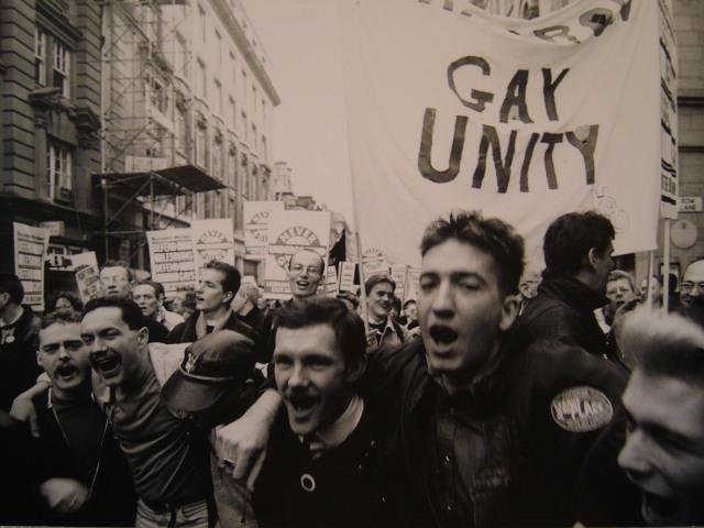 Gay Unity, Feb 1988