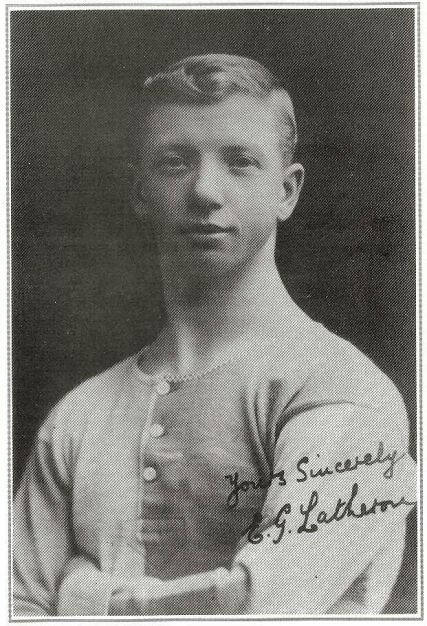 Eddie Latheron