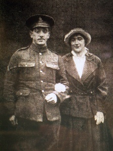 Tommy Boyle and his wife Annie