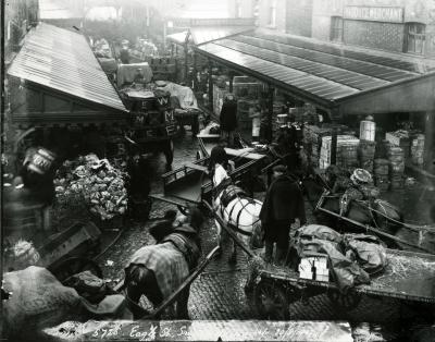 Smithfield Market 1907