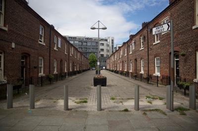 Anita Street, formerly named Sanitary Street
