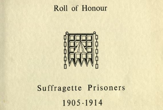 The Holloway Prison Brooch – for 'bravery and sacrifice' of imprisoned suffragettes.