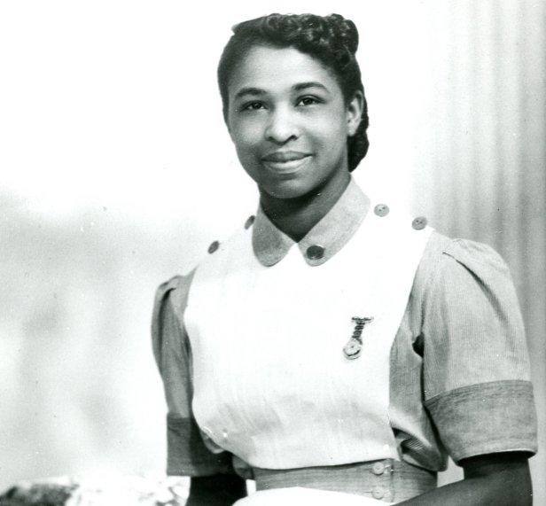 louise nurse 1955