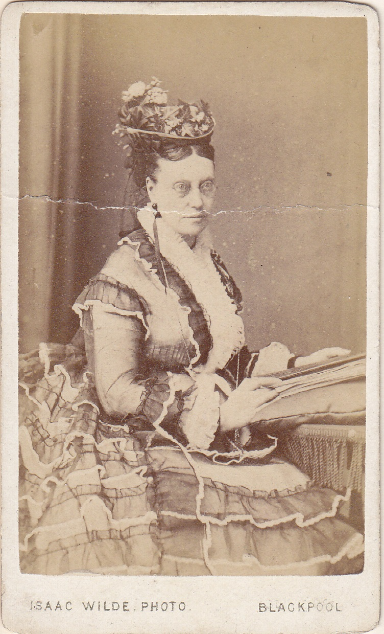 Using Newspapers to research female ancestors: Lydia Ernestine Becker Suffragist 1827-1890