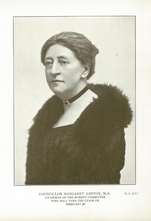 Margaret Ashton