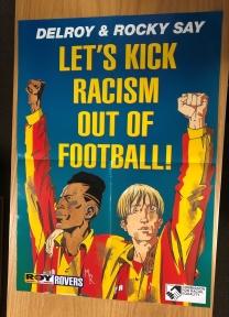 Sport poster racism 1