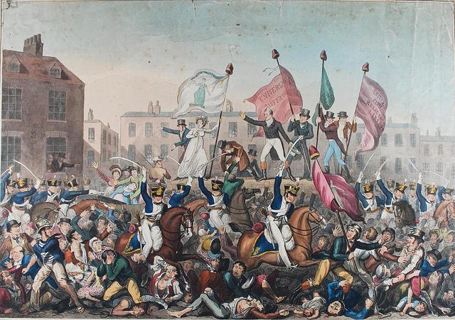 The Peterloo Massacre: Before the Massacre