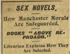 Banned Books: The blacklist