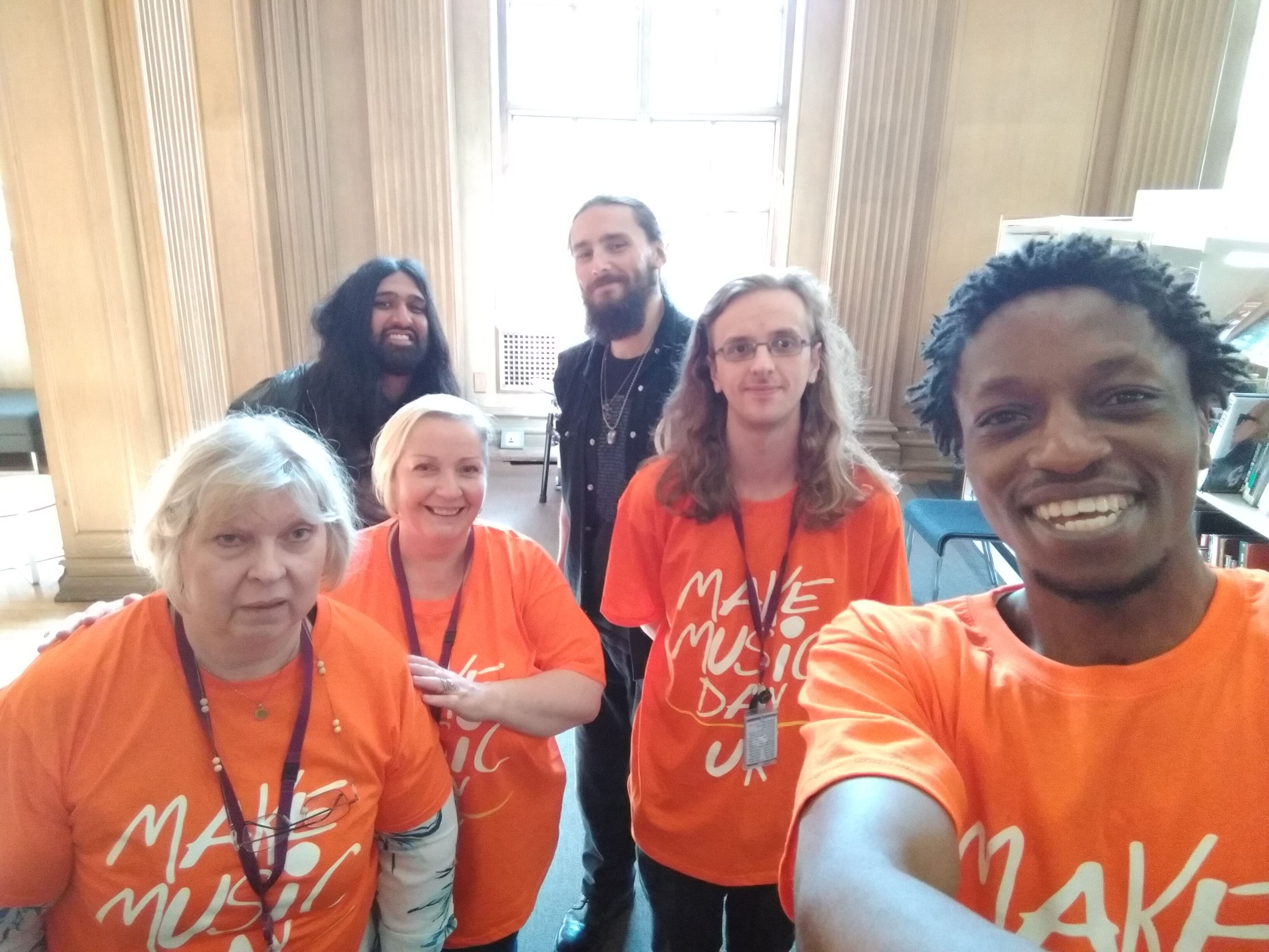 Make Music Day UK 2019: music impacting lives