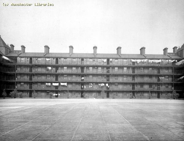 Housing for the Working Classes: Manchester's Journey