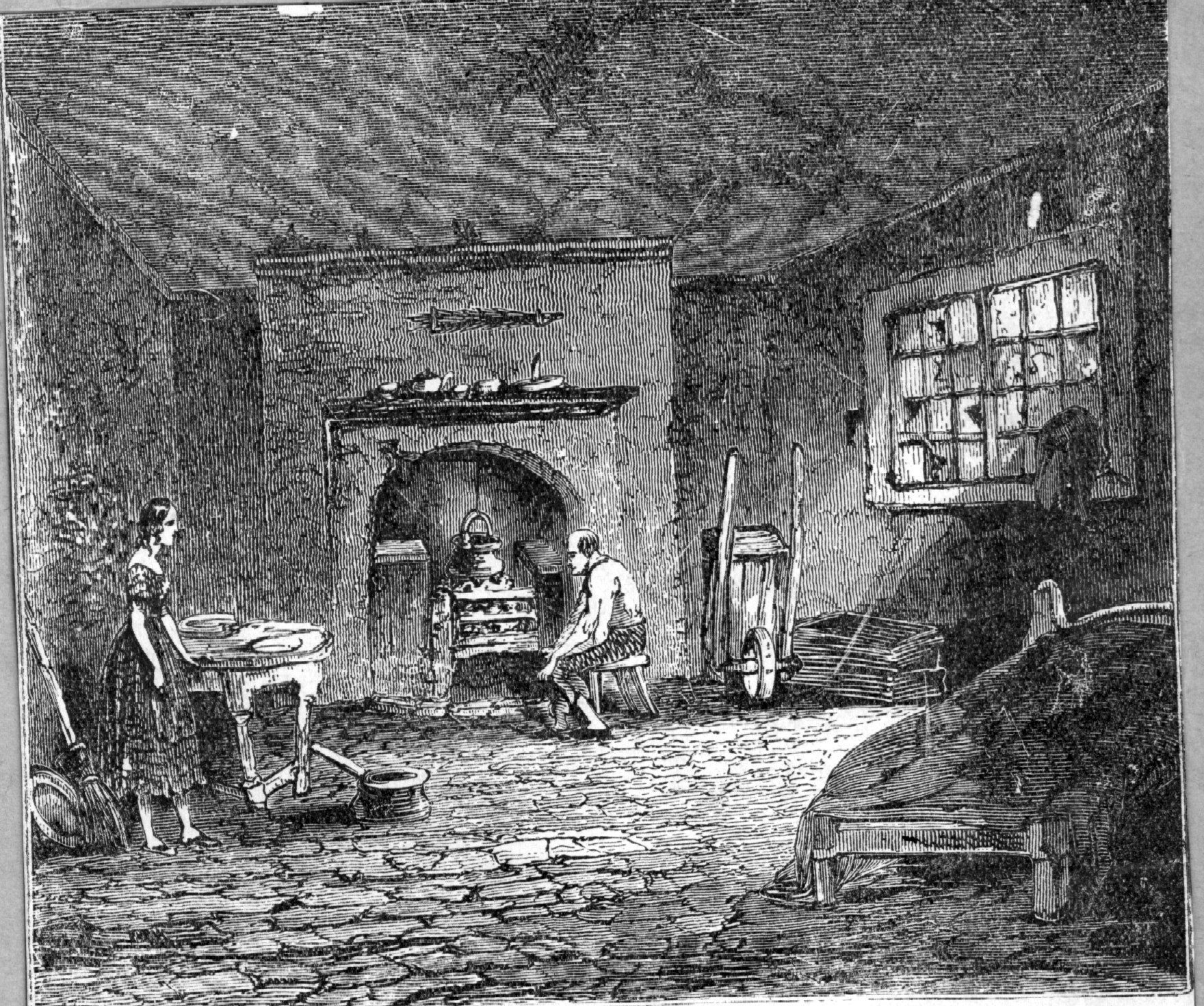 A Pandemic from the Past: Manchester and Cholera 1832