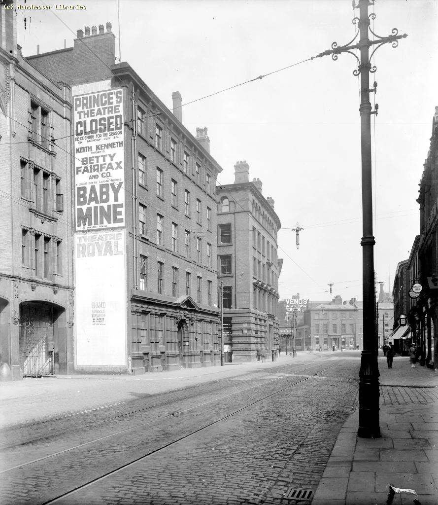 Online Memory Box: Manchester Theatres part 1