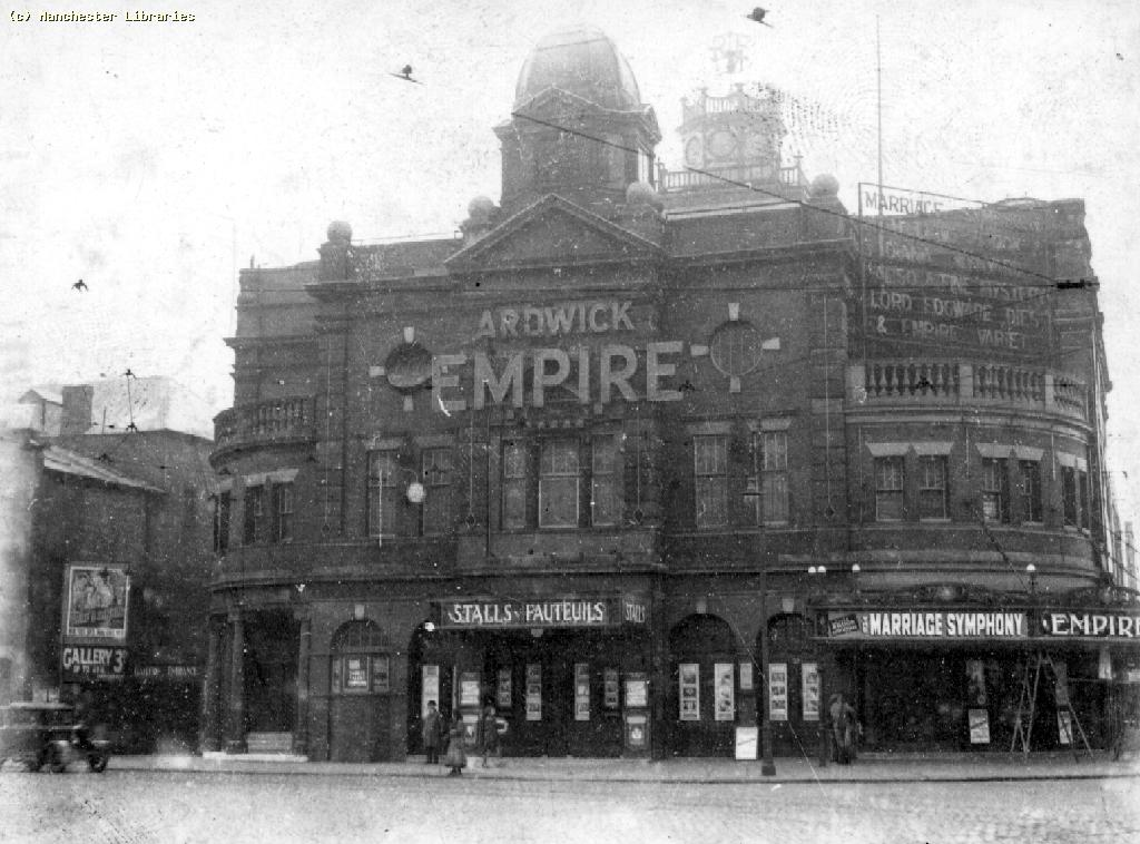Online Memory Box: Manchester Theatres part 2
