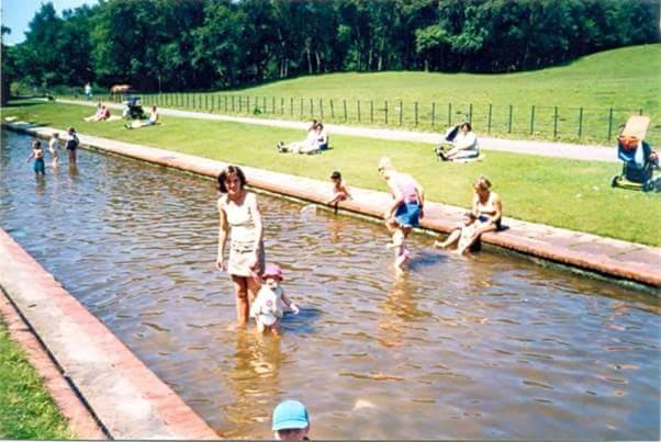 Heaton Park Online Memory Box